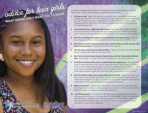 Advice for Teen Girls: What Senior Girls Want You to Know